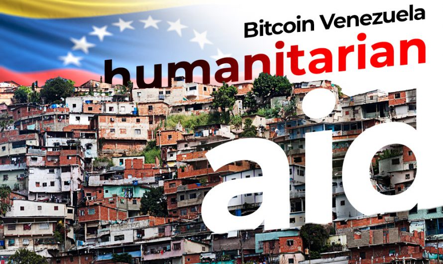 Thousands of people in Venezuela will survive the economic crisis thanks to Bitcoin