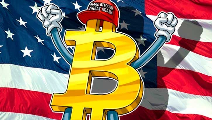 The number of cryptocurrency investors in the United States doubled over the year