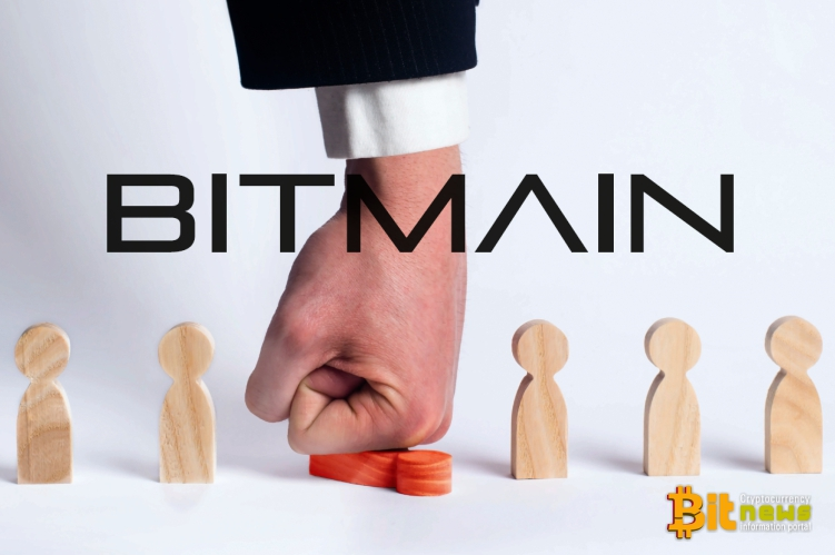 Bitmain co-founder Mikri Jean was suddenly removed from his post as executive director