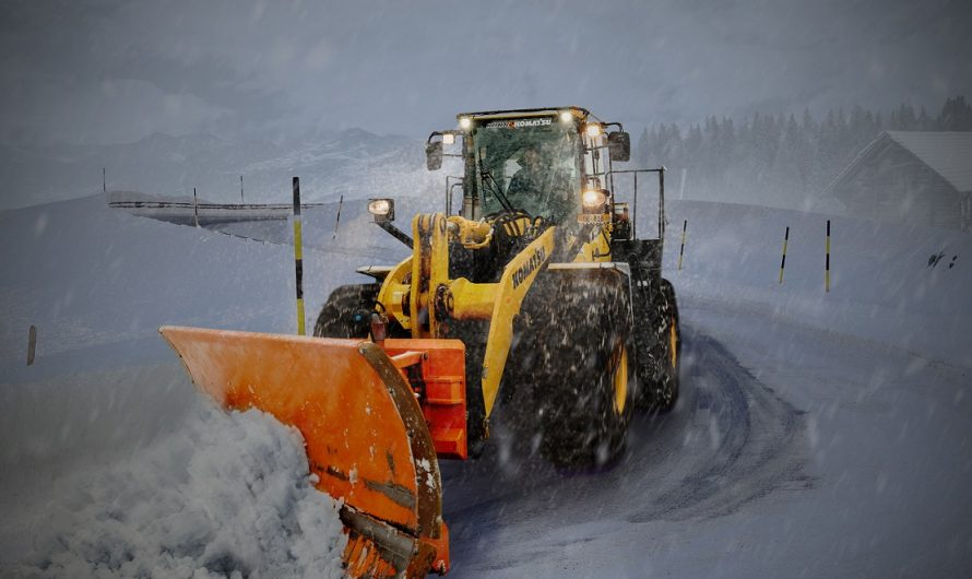 Snow removal technology for the new decade