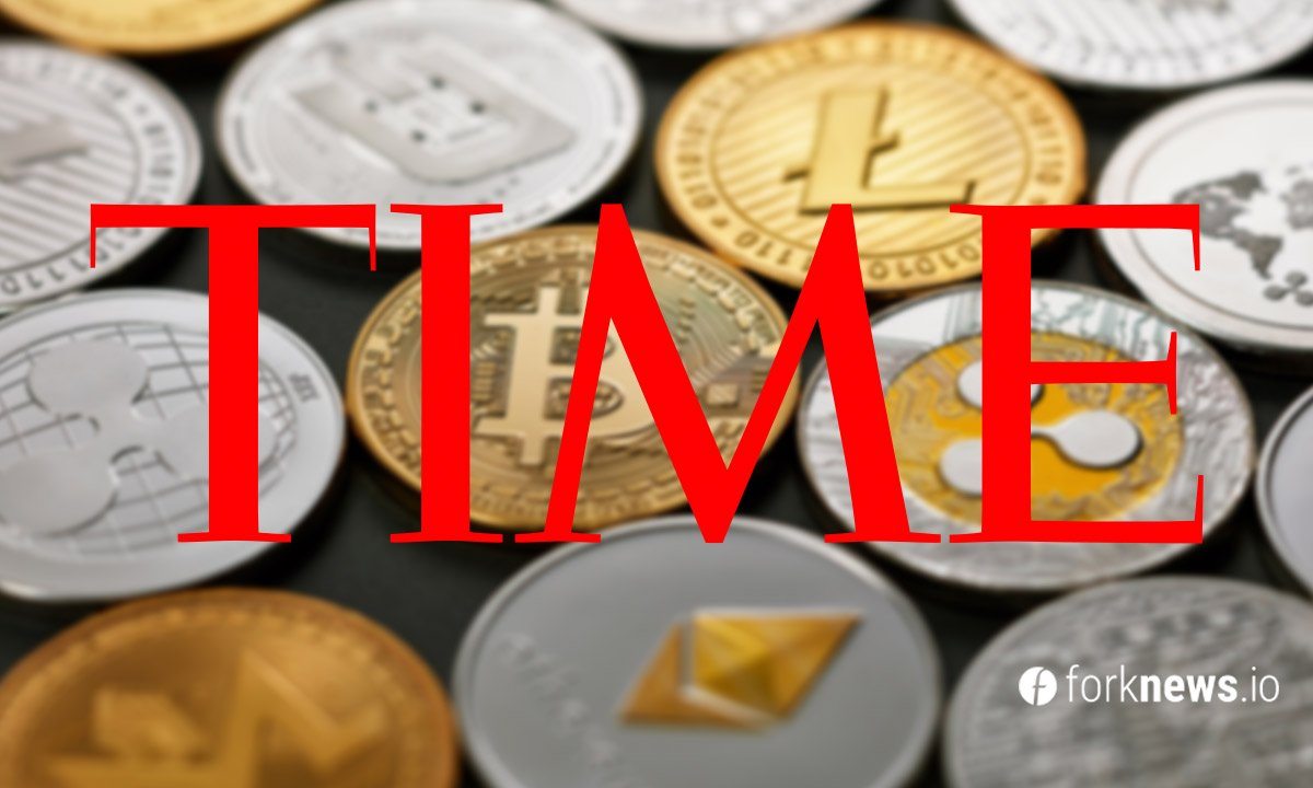 Time magazine will start accepting cryptocurrencies