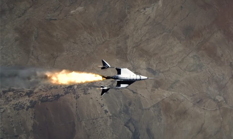 Virgin Galactic shuttle's maiden flight ends with successful landing and growing investor interest
