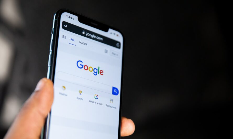 Google initiative softened the information background to cryptocurrencies